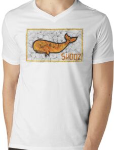 SHOOZ Mens V-Neck T-Shirt