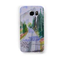 Biking The Mountains 2 Samsung Galaxy Case/Skin