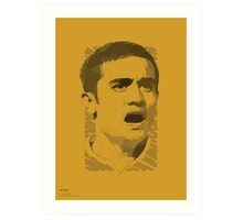 World Cup Edition - Tim Cahill / Australia Art Print