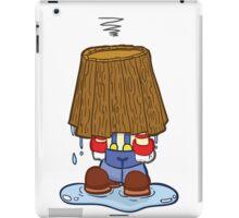 HeinyR- Clown Bucket Head iPad Case/Skin