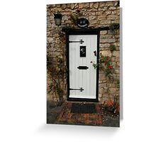 Gollenberg Cottage Greeting Card
