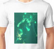 Iridescent Jellies at Night Unisex T-Shirt