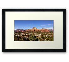 Sedona Framed Print