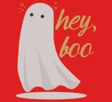 Say Hey, Boo! Baby Tee