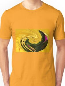 Swirling Colors Unisex T-Shirt