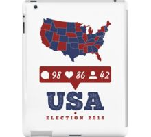 America - USA Presidential Election 2016 iPad Case/Skin
