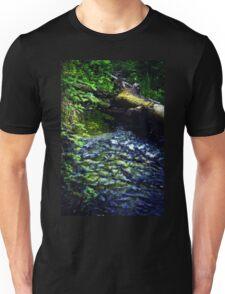 Faith in the Flux Unisex T-Shirt