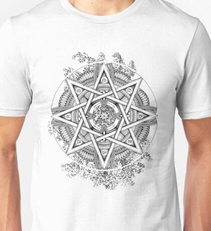 eight ways to wander Unisex T-Shirt