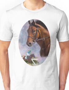 American Pharoah, Triple Crown Winner Unisex T-Shirt