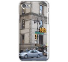 New York firelight iPhone Case/Skin
