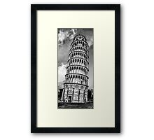 Old Tower Framed Print