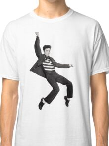 Elvis Falling Classic T-Shirt