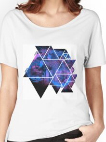 Abstract Angles Women's Relaxed Fit T-Shirt