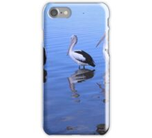 Pelican Party, Wellington Point QLD iPhone Case/Skin