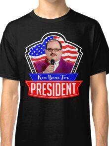 Official Ken Bone For President Shirt Classic T-Shirt