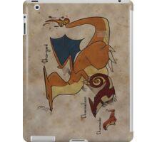 Charizard and cie iPad Case/Skin