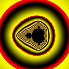 Mandelbrot by Rupert Russell
