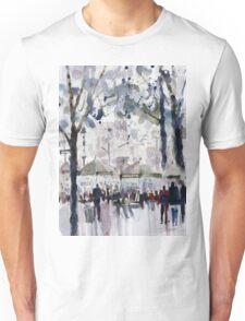 Bryant Park, New York City Unisex T-Shirt