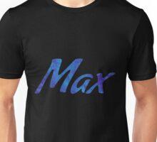 Max    (Blue) Unisex T-Shirt