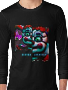 SISTER LOCATION (FNAF) Baby wants to play 2 Long Sleeve T-Shirt