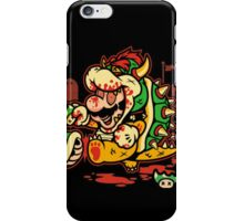 MARIO MADNESS BOWSER iPhone Case/Skin