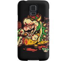 MARIO MADNESS BOWSER Samsung Galaxy Case/Skin