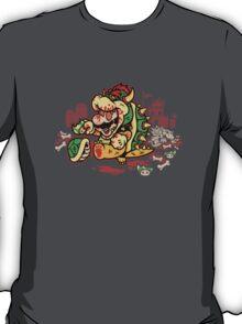 MARIO MADNESS BOWSER T-Shirt