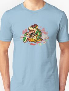 MARIO MADNESS BOWSER Unisex T-Shirt