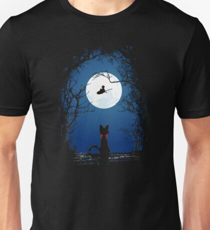 Fly With Your Spirit Unisex T-Shirt