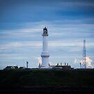 Aberdeen Light House by Craig  Meheut