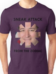 RHCP - Sneak Attack from Ted Cruz Unisex T-Shirt
