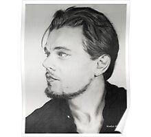 Leonardo Di Caprio  Poster