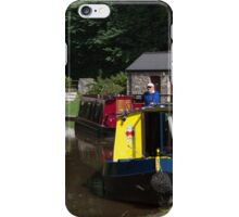 Tranquil Canal iPhone Case/Skin