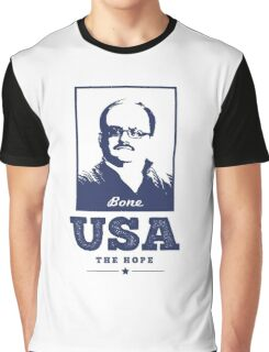 Ken Bone - USA Presidential Election 2016 / The Hope Graphic T-Shirt