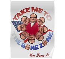 The Bone Zone 2016 Poster