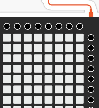 Launchpad MKII - Iconic Gear Sticker