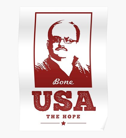 Ken Bone - USA Presidential Election 2016 / The Hope Poster