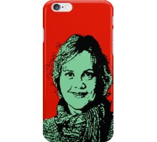Annie Laurie Gaylor iPhone Case/Skin