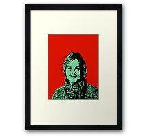 Annie Laurie Gaylor Framed Print