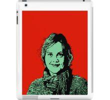 Annie Laurie Gaylor iPad Case/Skin