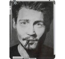 Johnny Depp  iPad Case/Skin