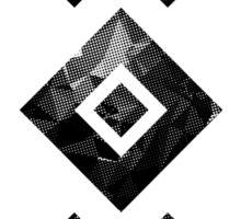 Porter Robinson x Madeon Shelter Logo Sticker