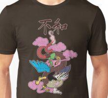 Cotton Candy Clouds Unisex T-Shirt