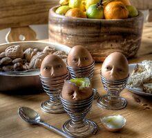 Eggsecution by craig sparks