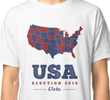 Vote - USA Presidential Election 2016 Merchandise Classic T-Shirt