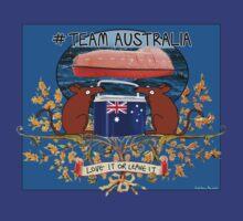 Team Australia! T-Shirt