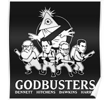 GODBUSTERS Poster