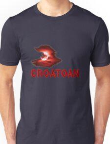Croatoan Blood Moon Unisex T-Shirt