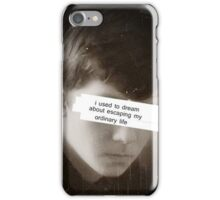 Miss Peregrine's Home for Peculiar Children 1 iPhone Case/Skin