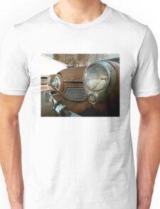 Abandoned Studebaker Commander Unisex T-Shirt